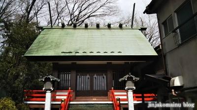 東山稲荷神社(新宿区下落合)9
