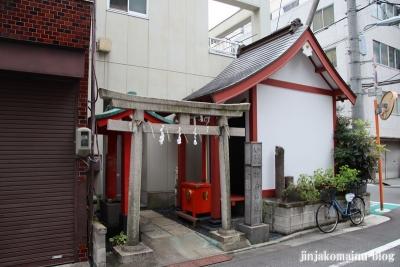加賀美久米森稲荷神社(台東区浅草橋)1