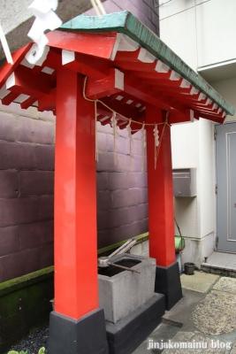 加賀美久米森稲荷神社(台東区浅草橋)4