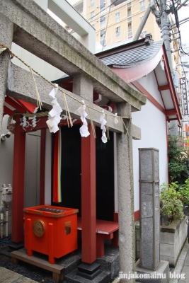 加賀美久米森稲荷神社(台東区浅草橋)5