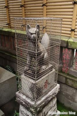 石塚稲荷神社(台東区柳橋)6