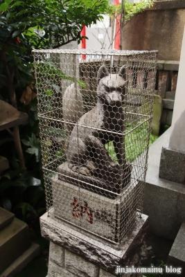 石塚稲荷神社(台東区柳橋)7