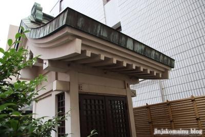 石塚稲荷神社(台東区柳橋)8