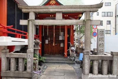 篠塚稲荷神社(台東区柳橋)2