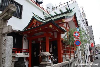 篠塚稲荷神社(台東区柳橋)8
