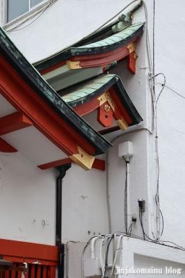 篠塚稲荷神社(台東区柳橋)9
