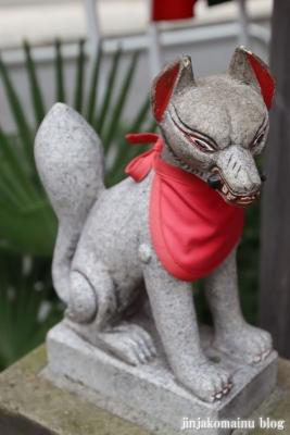 草分稲荷神社(千代田区神田佐久間町)7