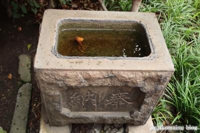 草分稲荷神社(千代田区神田佐久間町)5