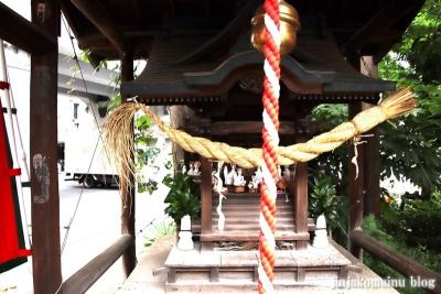 草分稲荷神社(千代田区神田佐久間町)8