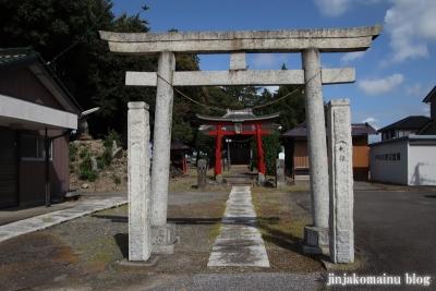 八幡香取神社 (杉戸町佐左ヱ門)1