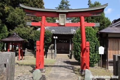 八幡香取神社 (杉戸町佐左ヱ門)3