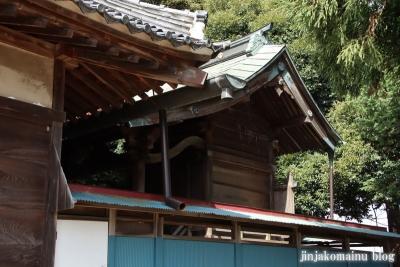 八幡香取神社 (杉戸町佐左ヱ門)9