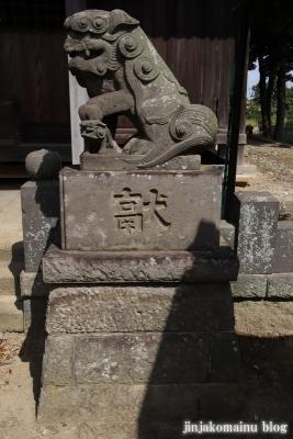 八幡香取神社 (杉戸町佐左ヱ門)13