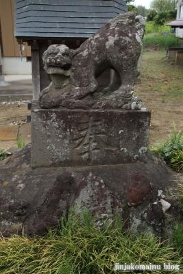 天神社 (幸手市惣新田)13