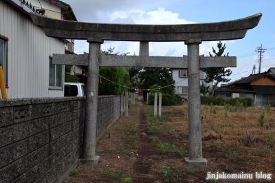 香取宮 (幸手市惣新田)2