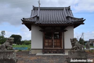 香取宮 (幸手市惣新田)4