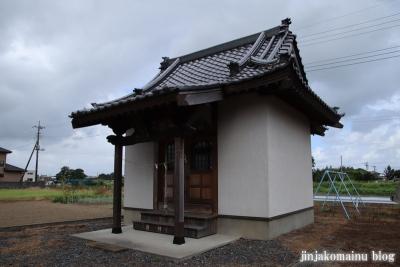 香取宮 (幸手市惣新田)6
