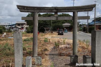 香取神社 (幸手市下吉羽)1