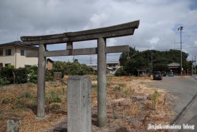 香取神社 (幸手市下吉羽)2