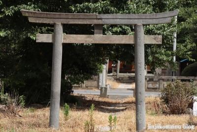香取神社 (幸手市下吉羽)3