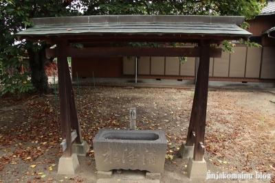 香取神社 (幸手市下吉羽)8