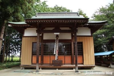 香取神社 (幸手市下吉羽)11