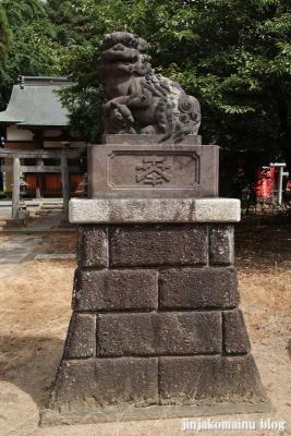 香取神社 (幸手市下吉羽)21