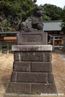 香取神社 (幸手市下吉羽)25