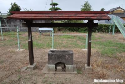 木立八幡神社 (幸手市木立)5
