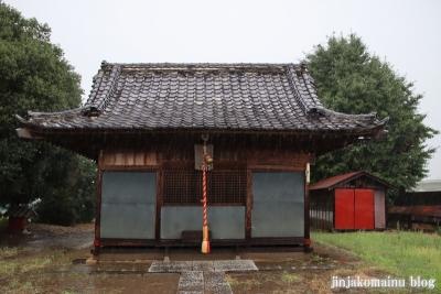 木立八幡神社 (幸手市木立)6