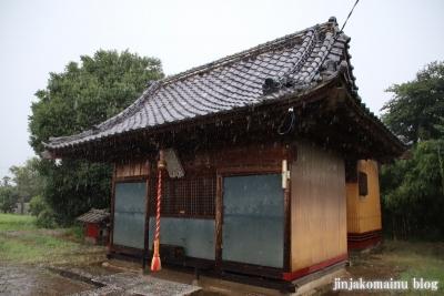 木立八幡神社 (幸手市木立)9