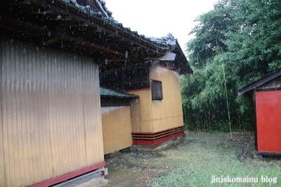 木立八幡神社 (幸手市木立)10