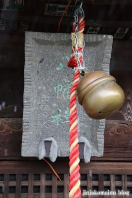 木立八幡神社 (幸手市木立)8