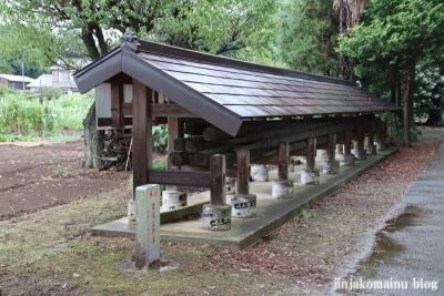 香取神社 猿島郡五霞町元栗橋4