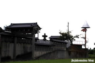 浦島神社 (猿島郡五霞町小手指)1