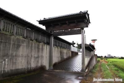 浦島神社 (猿島郡五霞町小手指)2
