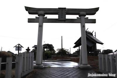 浦島神社 (猿島郡五霞町小手指)3