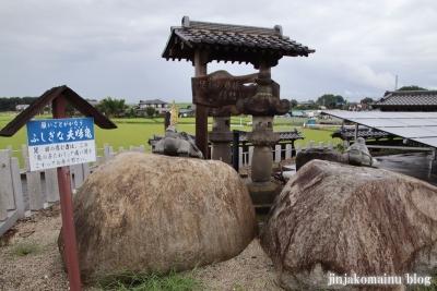 浦島神社 (猿島郡五霞町小手指)5