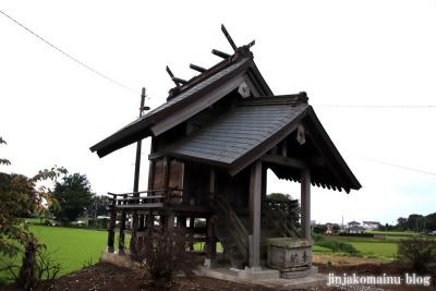 浦島神社 (猿島郡五霞町小手指)9