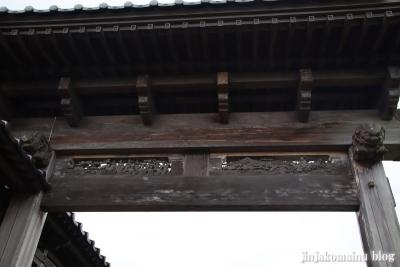 浦島神社 (猿島郡五霞町小手指)11