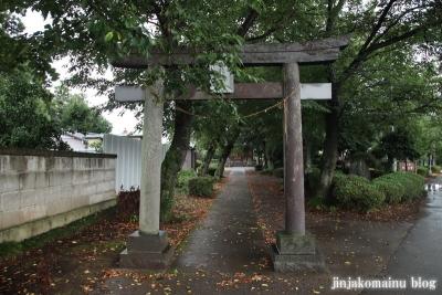 香取神社 (猿島郡五霞町小手指)1