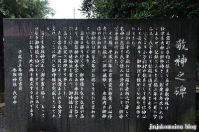 香取神社 (猿島郡五霞町小手指)3