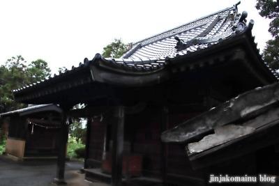 香取神社 (猿島郡五霞町小手指)5