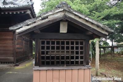 香取神社 (猿島郡五霞町小手指)7