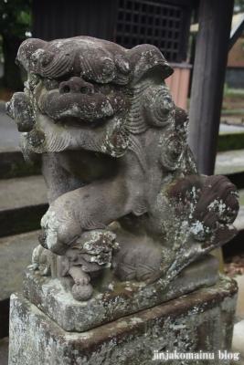 香取神社 (猿島郡五霞町小手指)14