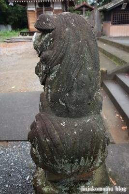 香取神社 (猿島郡五霞町小手指)16