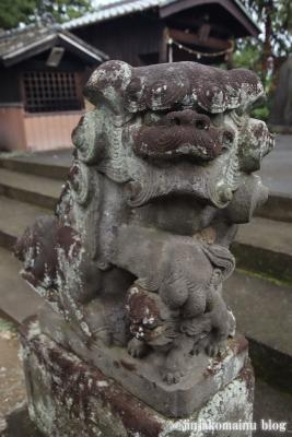 香取神社 (猿島郡五霞町小手指)18
