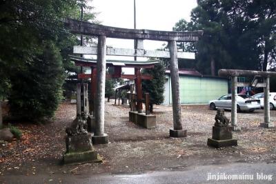 香取大神宮 (猿島郡五霞町川妻)1