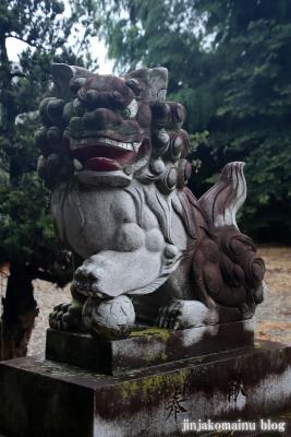 香取大神宮 (猿島郡五霞町川妻)7