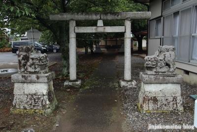 一色神社 (猿島郡五霞町川妻)2
